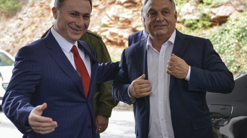 Egyre dagad az Orbán-Gruevszki botrány - A schengeni egyezményt is felfüggesztik Magyarországgal szemben?