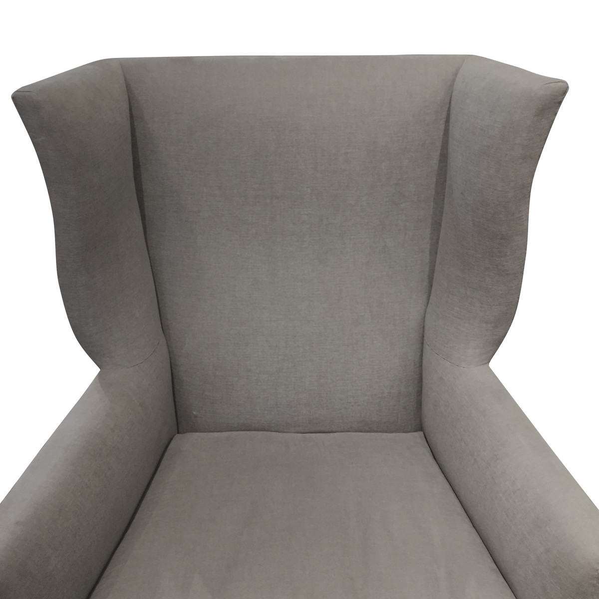 Modern Wing Chair Balsamo Antiques Contemporary Wing Chair