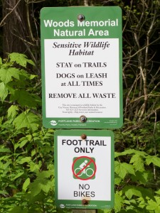 leash laws in portland oregon natural areas