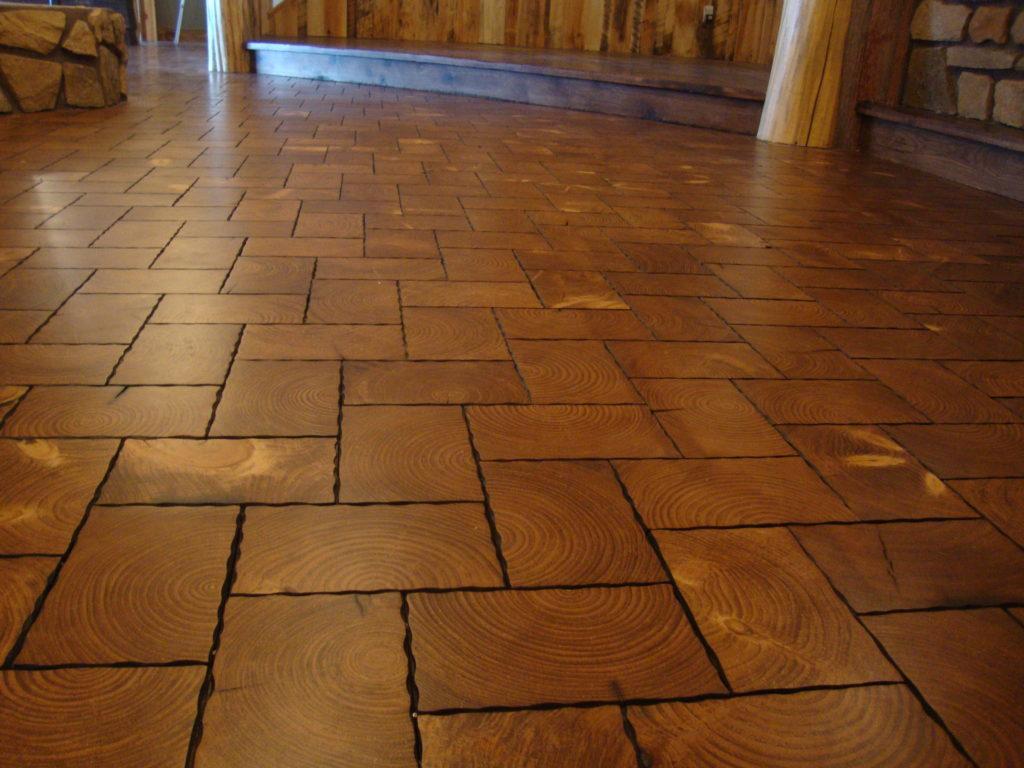End Grain Wood Floors  Balsam Wide Plank Flooring