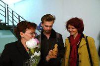 Elena Balsiukaitė-Brazdžiūnienė, Pranciškus Brazdžiūnas, Erika Drungytė