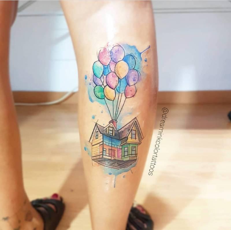 Tatuajes En Acuarela Por Miriam En Madrid Baltasar Studio