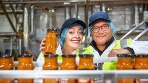 Greg Wallace's 'Inside the Factory' TV series recently featured curry