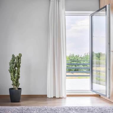 Porte-fenêtres PVC Aluplast