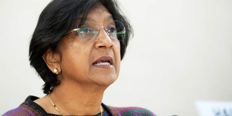 Navi Pillay UN High Commissioner for Human Rights