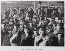 Recruitment of volunteers into the Estonian Legion 1942-1943