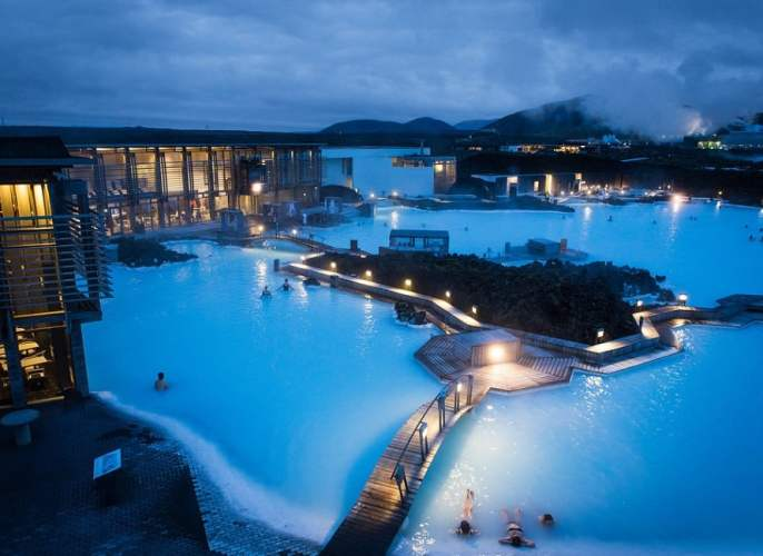 Blue Lagoon, Iceland beautiful