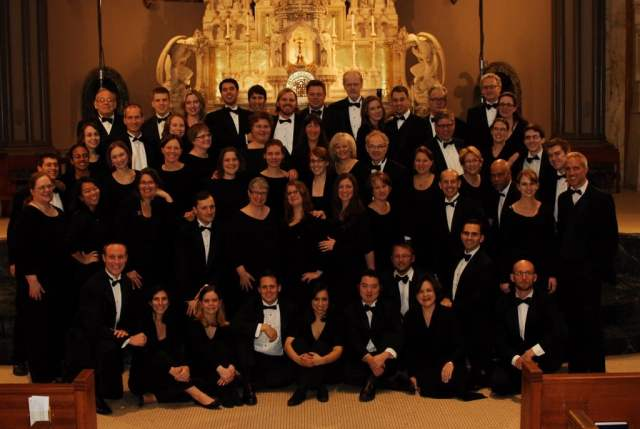 Chicago Chorale mixed choir from Chicago (USA) under the direction of conductor Bruce Tammen will give free concerts in Kaunas and Vilnius