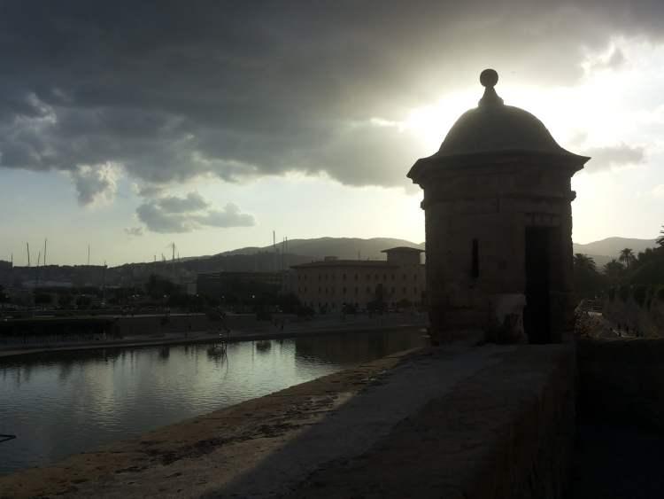 Sunset in Palma