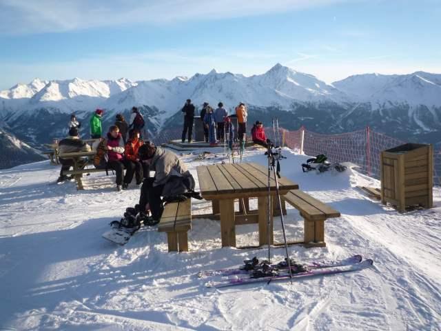 Aussois skii