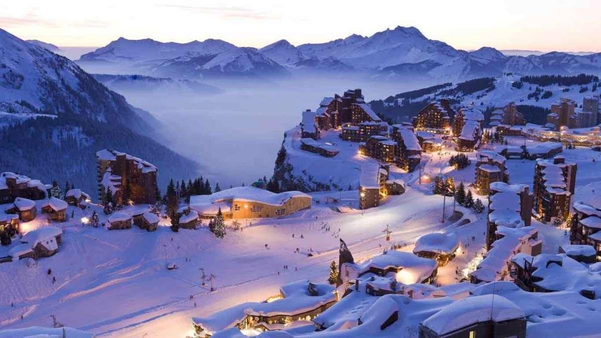 Avoriaz ski