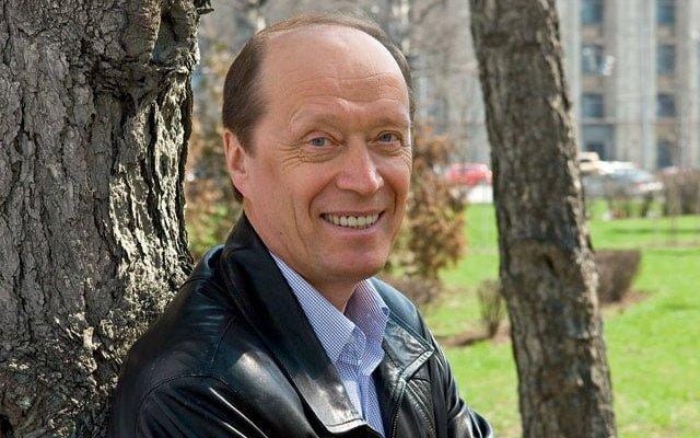 Russian Ambassador to Latvia Alexander Veshnyakov