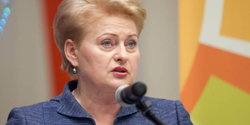 When UN Secretary-General Ban Ki-moon hosted the Climate Summit 2014 at UN Headquarters In New York, he asked world leaders for a meaningful legal agreement in 2015. Lithuanian President Grybauskaitė attended the Climate Summit in New York during 2014, and in 2015, delivered a strong statement at COP 21 in Paris. UN Photo/Rick Bajornas.