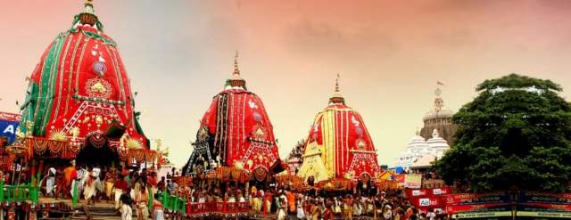Puri Jagannath Rath Yatra (Chariot Festival)