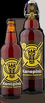 "Dark beer ""Kanapinis"""
