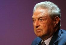 American billionaire and philanthropist George Soros