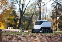 The Estonian delivery robot startup
