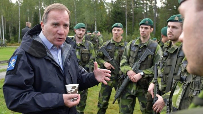 The Swede putting the 'social' back in democracy