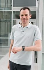 Paulius Insoda, CEO of NFQ Technologies