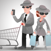 The mystery shopping