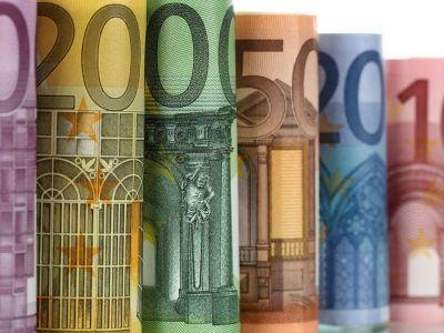 Euro Banknoten Kriese