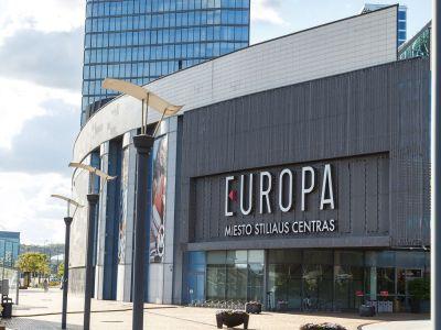 Vilnius Europa shopping centre