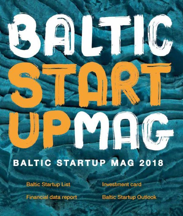 The Baltic Startup Magazine