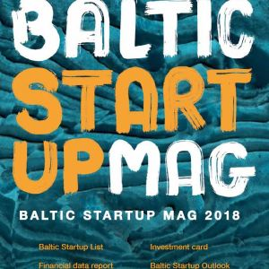 The Baltic Startup Magazine