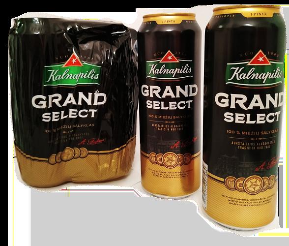 Kalnapilis Ggrand select Beer