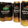 Lithuanian Kalnapilis Grand Select Premium Beer 4-pack Cans