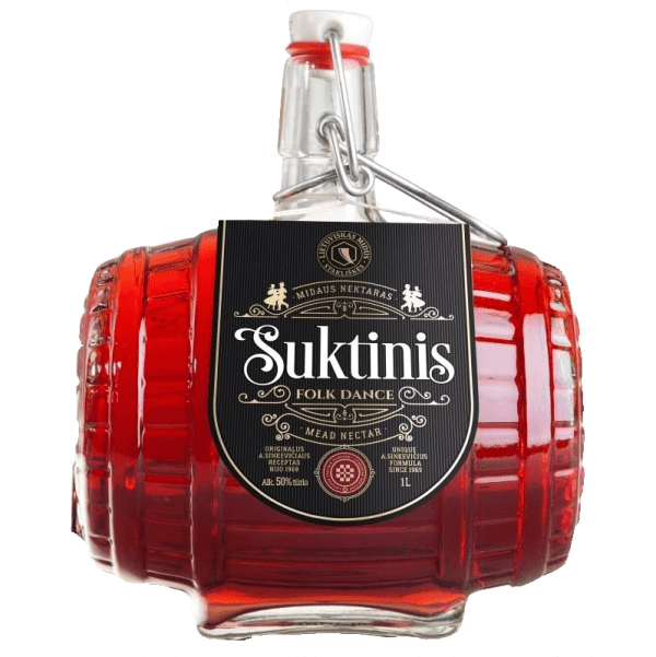 Suktinis - The Lithuanian mead nectar - 50%