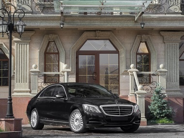 Rent a car executive class