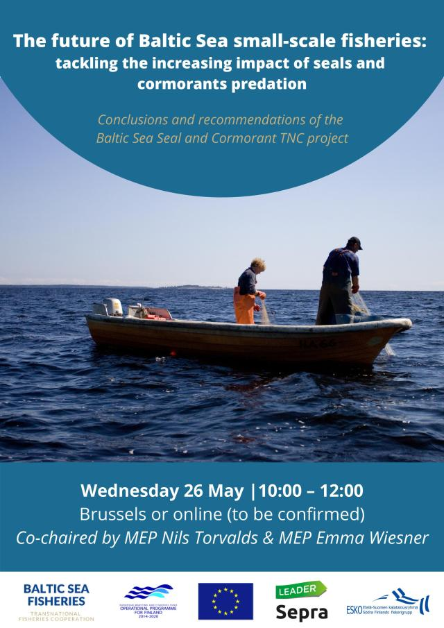 Baltic Fisheries Final seminar