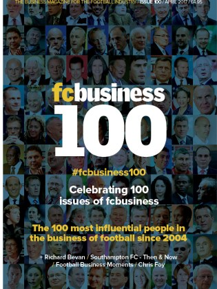 Issue 100 – April 2017