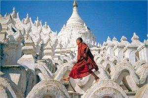 kelionės į Mianmarą