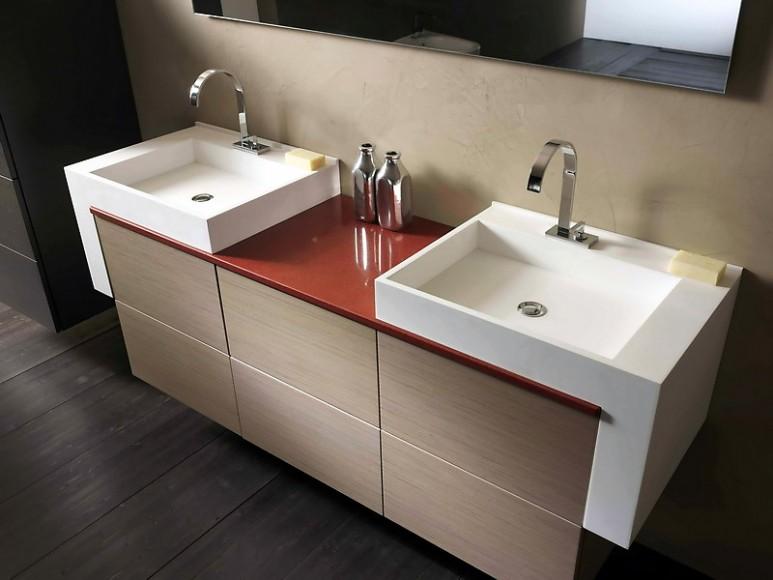 5 idėjos, kad vonios kambarys atrodytų erdvesnis