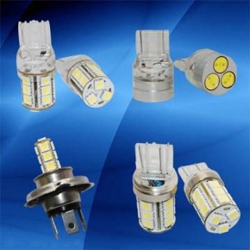 led lemputės automobiliui