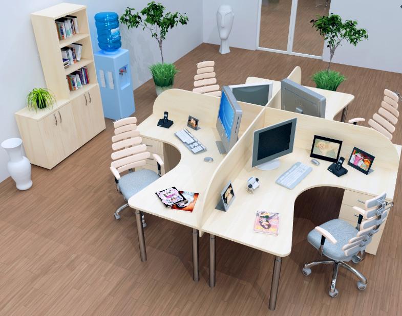 Biuro baldų nuoma – nauja paslauga Lietuvoje