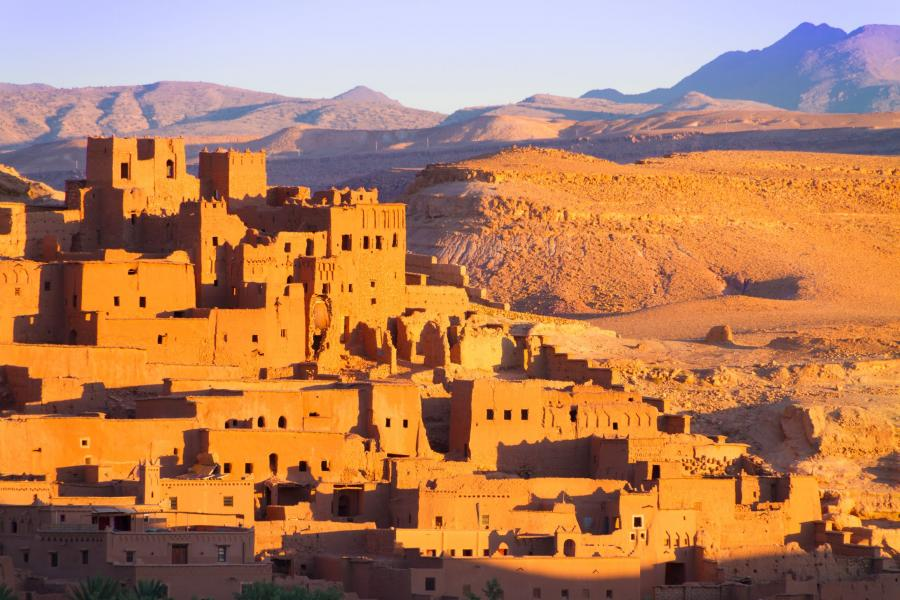 Kelionė į Maroką
