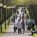 За сутки в Эстонии не выявлено новых больных коронавирусом