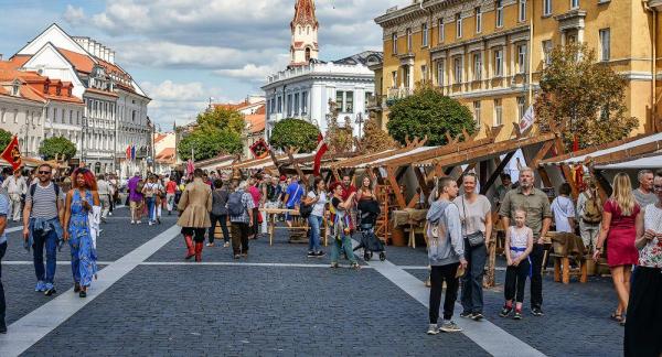 Литва будет повышать привлекательность для туристов из Европы и Азии