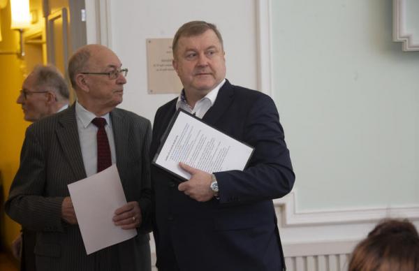 Скандал вокруг директора оперы «Эстония»: начато расследование