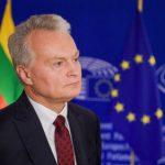 На саммите ЕС президент Литвы намерен поднять вопрос о российской политике ревизионизма