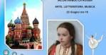 Встреча с Россией через искусство, музыку и литературу прошла в Пизе
