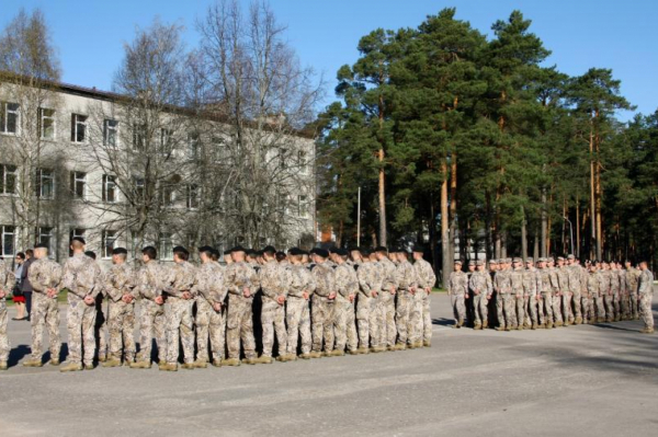 Минобороны Латвии захотело себе военную ветку от Rail Balticа