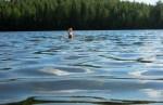 В озере Выртсъярв обнаружили тело утонувшего мужчины