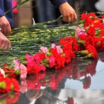 В Латвии перезахоронили останки красноармейцев, найденные поисковиками