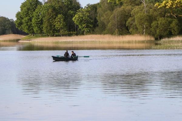 Кипяток! Вода в некоторых реках прогрелась до +17 градусов