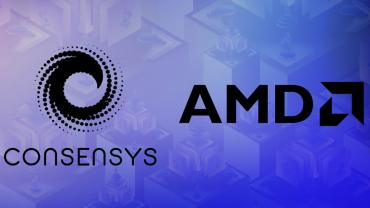 ConsenSys и AMD привлекли $20.5 млн для развития облачной инфраструктуры на блокчейне