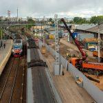 Движение поездов между станцией Каланчевская и Курским вокзалом ограничат